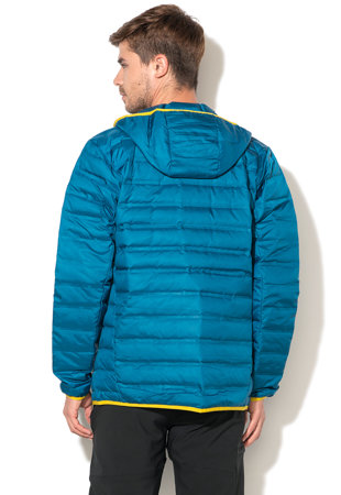 Jacheta cu umplutura de puf si gluga Lake 22™