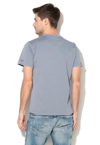 Pepe Jeans London Tricou regular fit cu buzunar aplicat Herbert Barbati