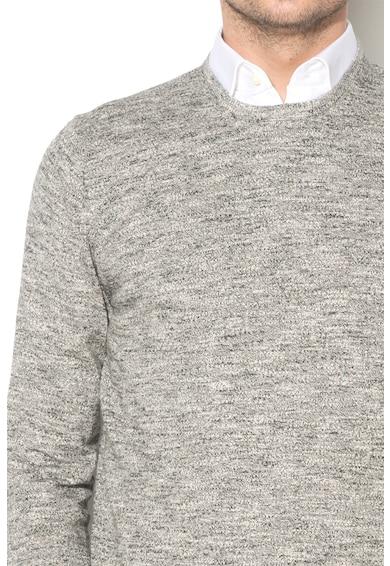 Esprit Pulover din tricot fin cu decolteu rotund Barbati