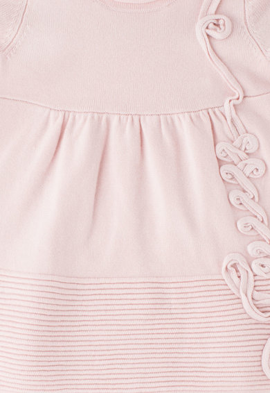 GUESS JEANS Set de rochie tricotata fin evazata si pantaloni scurti Fete