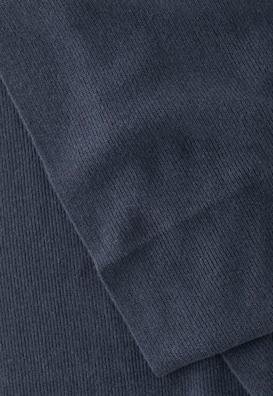 United Colors of Benetton Fular bleumarin inchis din amestec de lana Femei