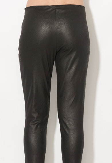 Zee Lane Collection Colanti negri din piele sintetica Femei