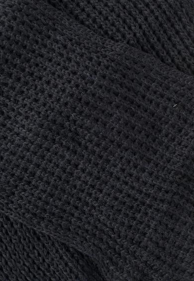 Big Star Fular negru Simplica Femei