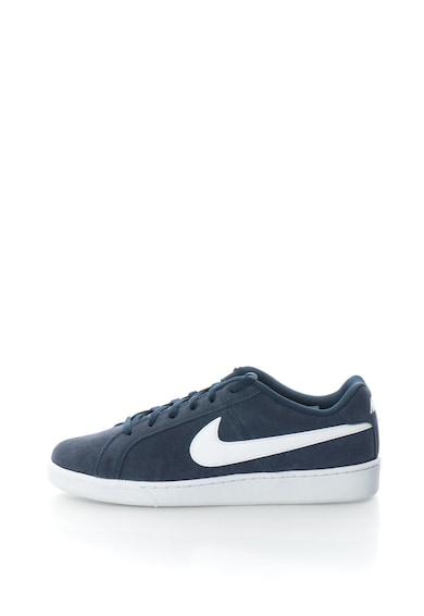 Nike Pantofi sport de piele intoarsa Court Royale Barbati