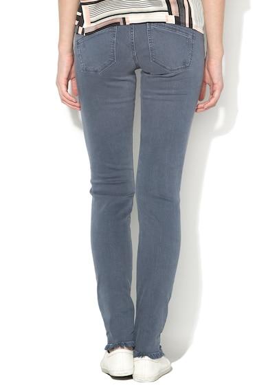Esprit Jeansi albastru prafuit cu terminatii franjurate Femei