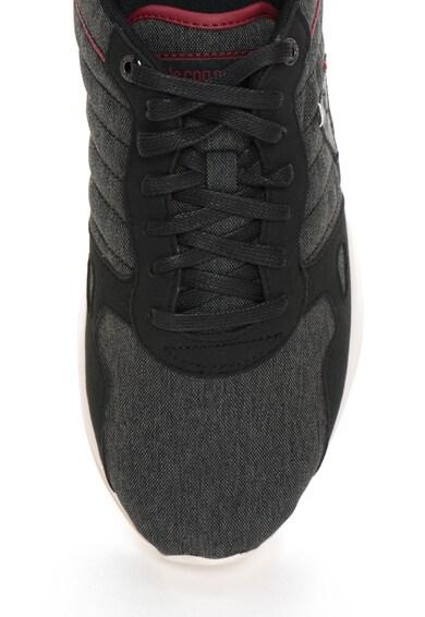 Le Coq Sportif Tenisi negru cu gri melange R600 Barbati