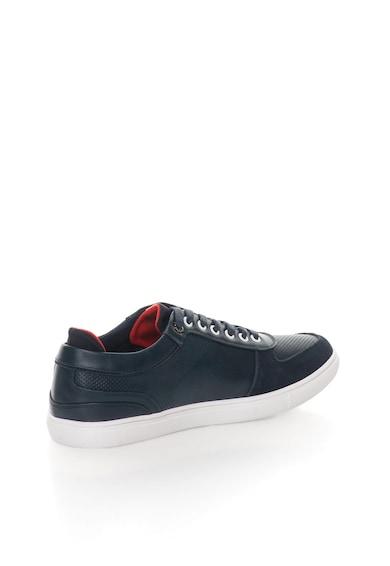 Big Star Pantofi casual albastru petrol cu sireturi Barbati