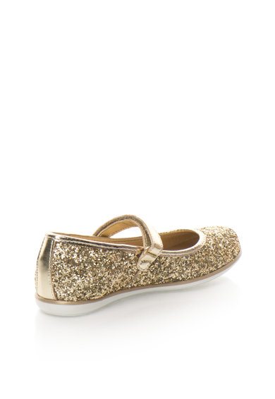 Zee Lane Pantofi Mary Jane aurii stralucitori Fete