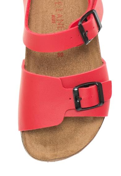 Zee Lane Sandale rosii cu catarama Baieti