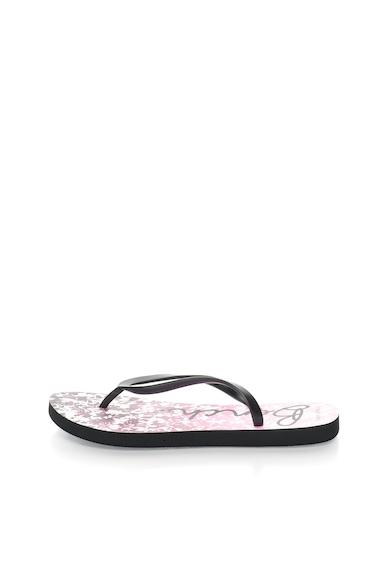 BENCH Papuci flip-flop negri Femei