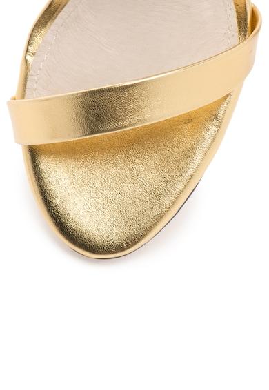 Steve Madden Sandale stiletto aurii Stecy Femei