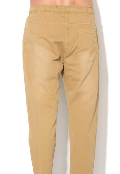 Zee Lane Denim Pantaloni jogger crop bej Barbati