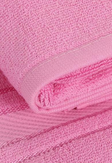 Leunelle Set de prosoape roz pentru maini Orient - 2 piese Femei