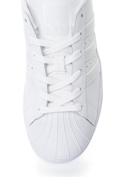 Adidas ORIGINALS Pantofi sport alb optic Superstar Femei