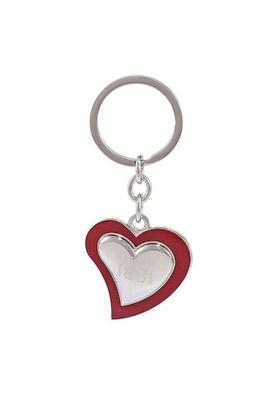 Cerruti 1881 Cerutti 1881, Ceas cu breloc in forma de inima Valentine Femei