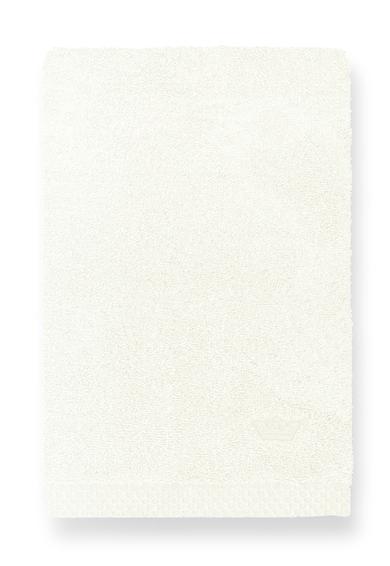 Descamps Manusa alb fildes pentru baie/prosop Mousseuse Femei