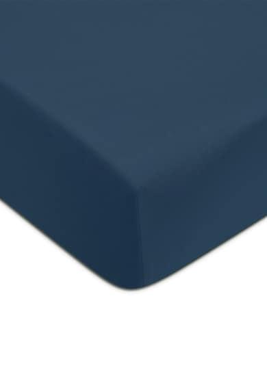 Jalla Cearsaf bleumarin cu elastic Double Jeu Femei