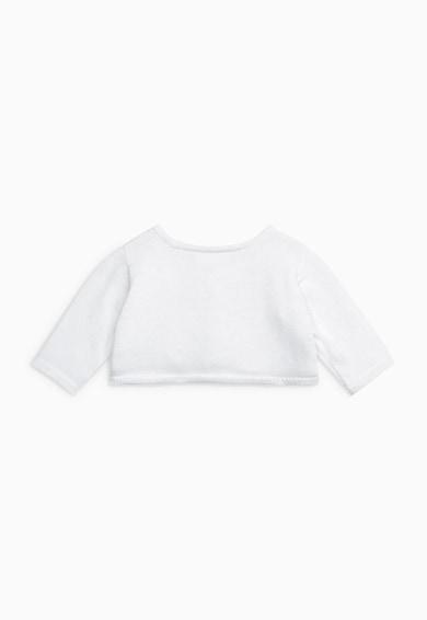 NEXT Cardigan alb tricotat Fete