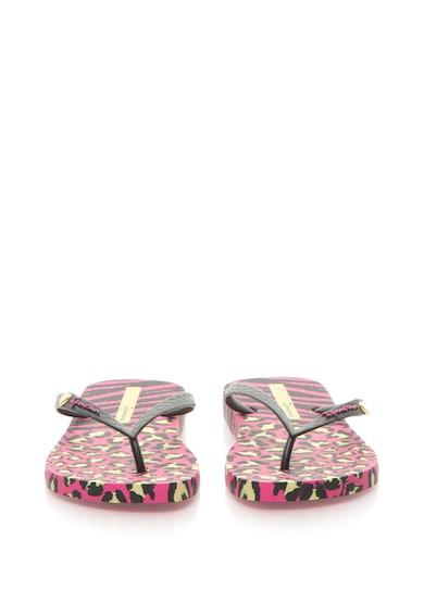 Ipanema Papuci flip-flop cu animal print Femei