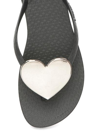 Ipanema Papuci flip-flop cu detaliu in forma de inima Femei