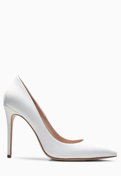 NEXT Pantofi albi cu toc stiletto inalt Femei