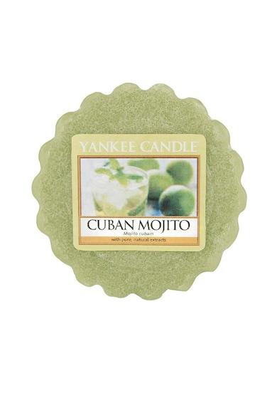 YANKEE CANDLE Set de tarte de ceara parfumata Cuban Mojito - 2 piese Femei