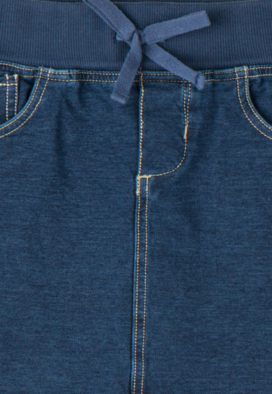 GUESS JEANS Fusta mini cu aspect de denim Fete