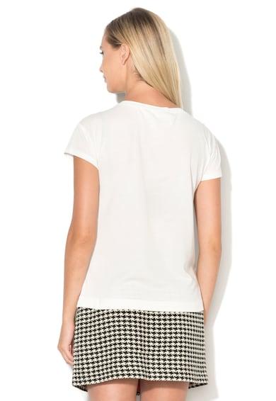 Love Moschino Tricou din amestec de modal Femei