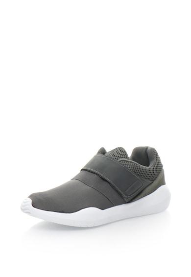 Alcott Pantofi sport cu banda velcro si insertie de plasa Barbati