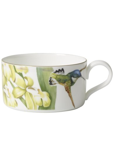 Villeroy&Boch Ceasca de ceai  colectie Amazonia, 230 ml, portelan premium bone, gift box Femei