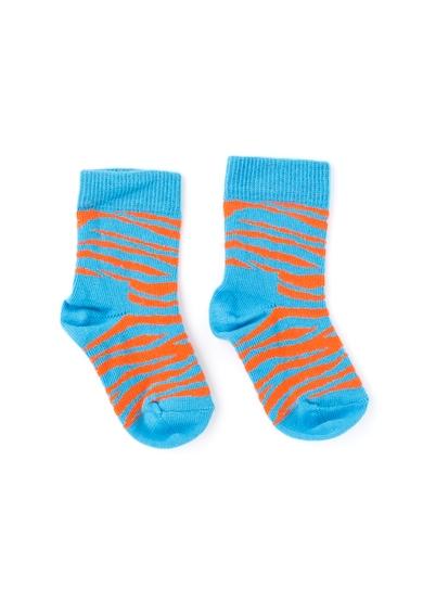 Happy Socks Sosete cu imprimeu cu zebra Fete