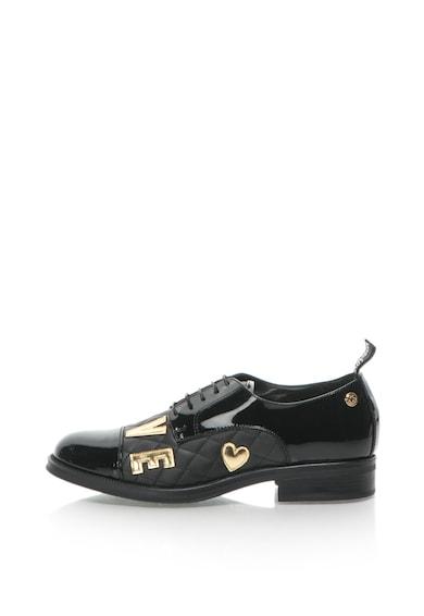 Love Moschino Pantofi cu aplicatii Femei