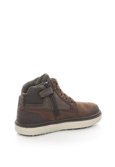 Geox Pantofi sport mid-high Matt Baieti