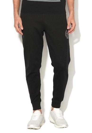 GUESS JEANS Pantaloni sport cu logo Barbati