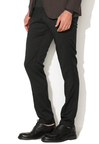 Zee Lane Collection Pantaloni chino slim fit eleganti Barbati