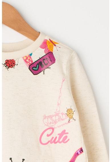 DESIGUAL Bluza cu volane  Phoenix Fete