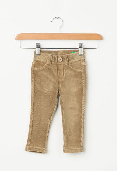 United Colors of Benetton Pantaloni skinny din reiat Fete