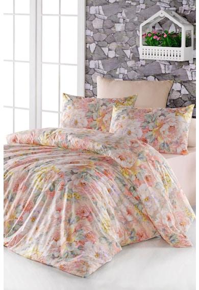 Leunelle Set de pat cu model floral Arles Femei