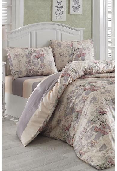 Leunelle Lenjerie de pat cu model floral Dore Femei