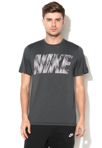 Nike Tricou sport cu imprimeu logo Barbati