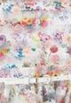 Yumi Rochie cu imprimeu floral si curea Fete