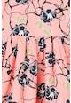 NAME IT Rochie evazata cu model floral Soliana Fete